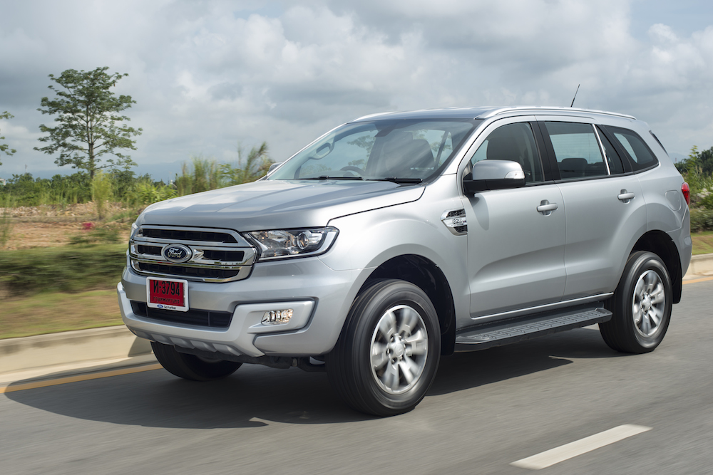 Fortuner 2015 Vs Ford Everest 2015 2017 - 2018 Best Cars Reviews