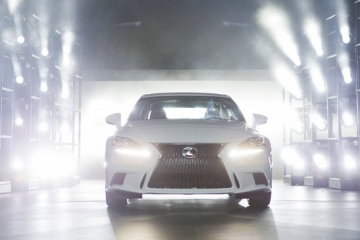 Lexus IS 2014 ảnh 1