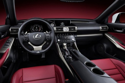 Lexus IS 2014 ảnh 8