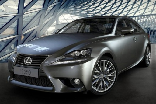 Lexus IS 2014 ảnh 2