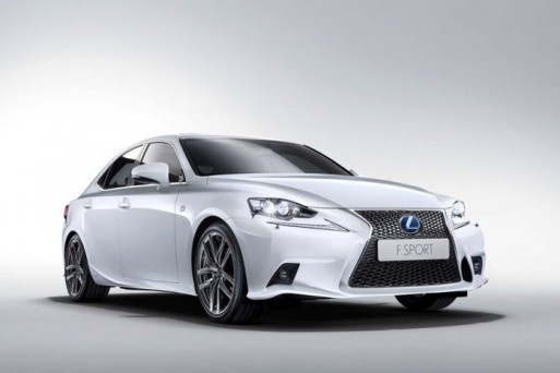 Lexus IS 2014 ảnh 3
