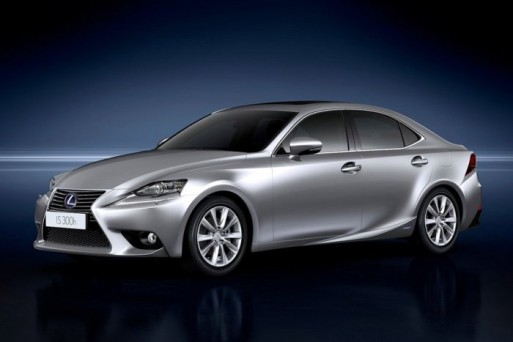 Lexus IS 2014 ảnh 4
