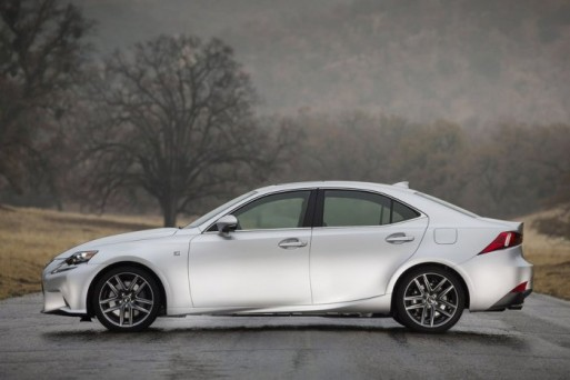 Lexus IS 2014 ảnh 5