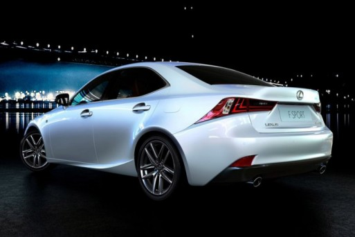 Lexus IS 2014 ảnh 6