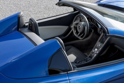 McLaren MP4-12C Spider ảnh 6