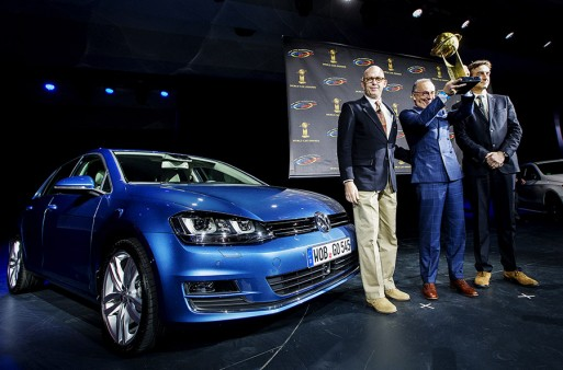 "VW Golf thắng giải ""2013 World Car of the Year"" ảnh 2"