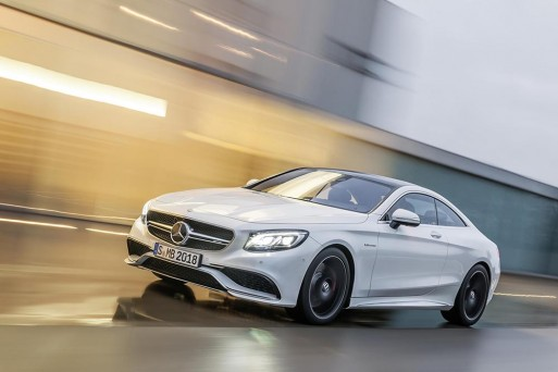 Mercedes S 63 AMG Coupe - giấc mộng cao sang! ảnh 1