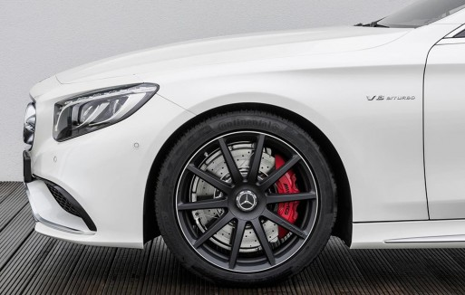Mercedes S 63 AMG Coupe - giấc mộng cao sang! ảnh 12