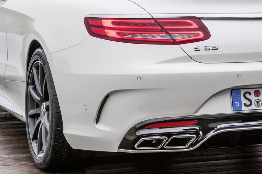 Mercedes S 63 AMG Coupe - giấc mộng cao sang! ảnh 13