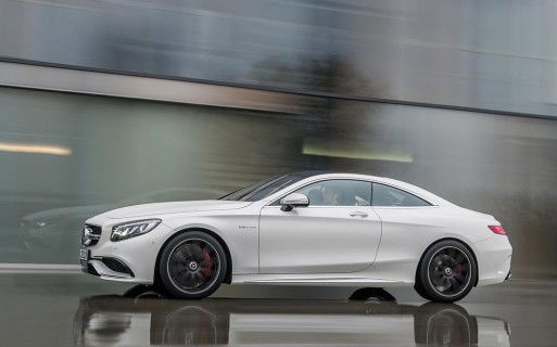 Mercedes S 63 AMG Coupe - giấc mộng cao sang! ảnh 14