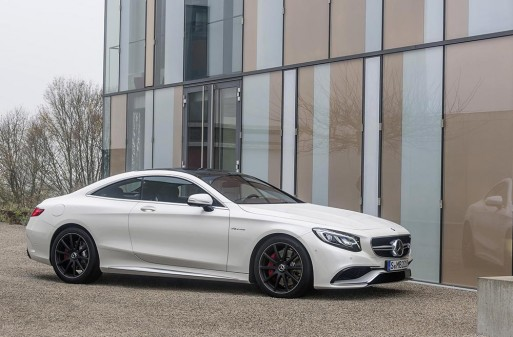 Mercedes S 63 AMG Coupe - giấc mộng cao sang! ảnh 2