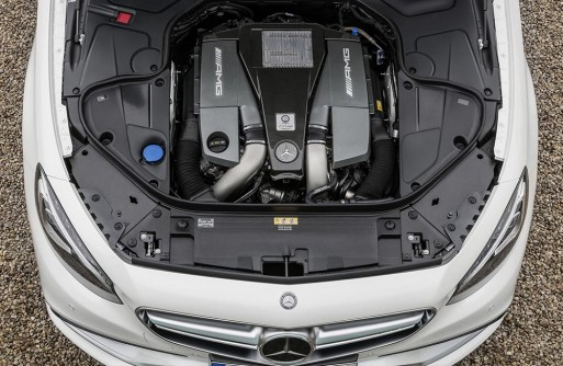 Mercedes S 63 AMG Coupe - giấc mộng cao sang! ảnh 4
