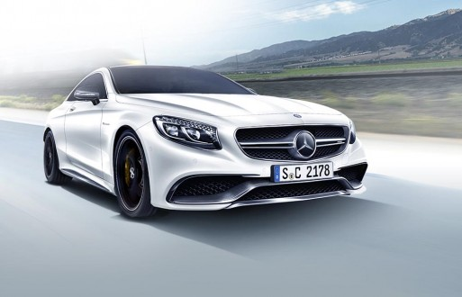 Mercedes S 63 AMG Coupe - giấc mộng cao sang! ảnh 5
