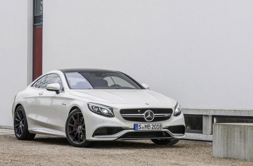 Mercedes S 63 AMG Coupe - giấc mộng cao sang! ảnh 6
