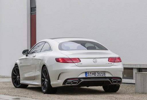Mercedes S 63 AMG Coupe - giấc mộng cao sang! ảnh 7