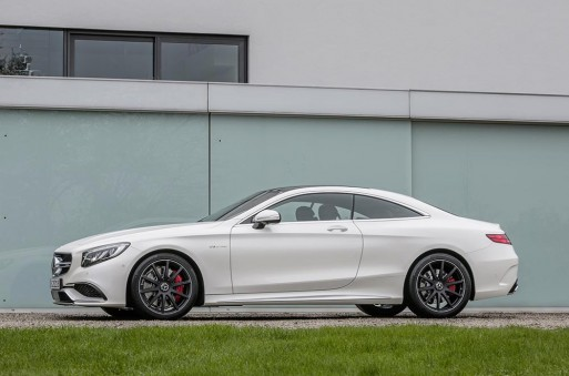 Mercedes S 63 AMG Coupe - giấc mộng cao sang! ảnh 8