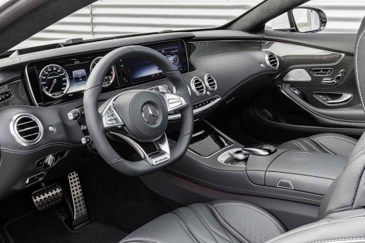 Mercedes S 63 AMG Coupe - giấc mộng cao sang! ảnh 9