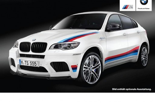 BMW X6 M Design Edition ảnh 1