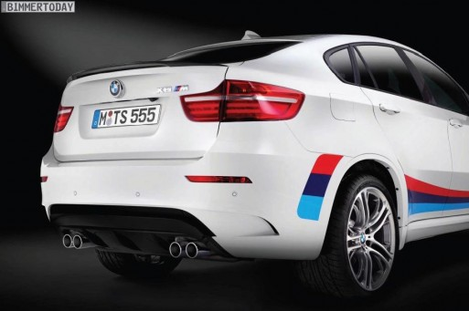 BMW X6 M Design Edition ảnh 2