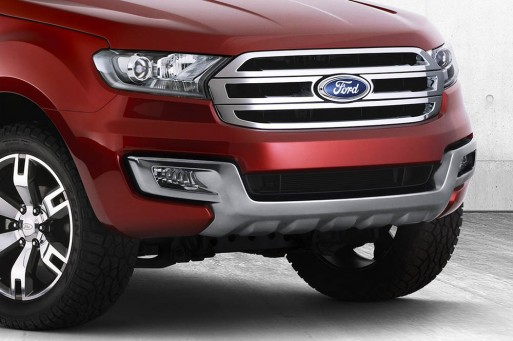 Ford Everest 2015 concept xuất hiện ảnh 3