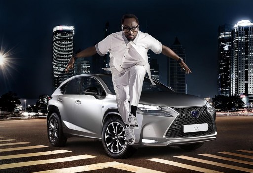 will-i-am-quang-cao-crossover-lexus-NX-europe