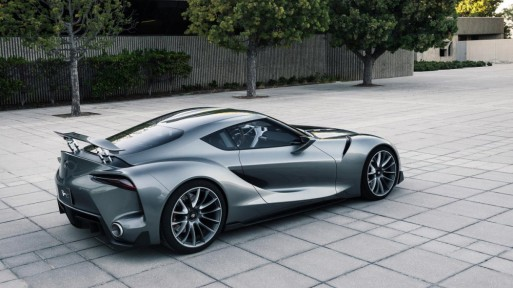 Toyota FT-1 Concept_Supra mới